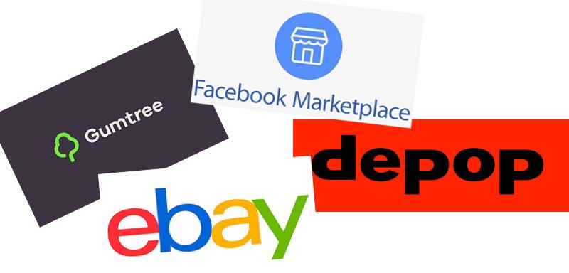 sell unwanted stuff online